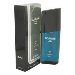 Lomani Eau De Toilette Spray By Lomani - Fragrance JA