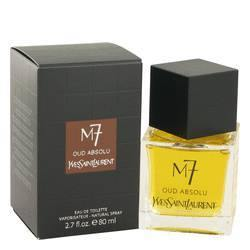 M7 Oud Absolu Eau De Toilette Spray By Yves Saint Laurent-Fragrance JA