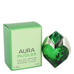 Mugler Aura Eau De Parfum Spray Refillable By Thierry Mugler - Fragrance JA