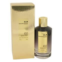 Mancera Aoud Black Candy Eau De Parfum Spray (Unisex) By Mancera - Fragrance JA