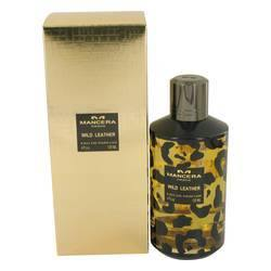 Mancera Wild Leather Eau De Parfum Spray (Unisex) By Mancera-Fragrance JA