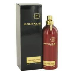 Montale Aoud Red Flowers Eau De Parfum Spray By Montale - Fragrance JA