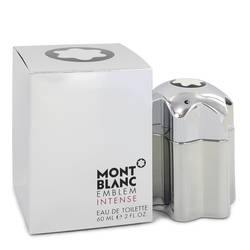 Montblanc Emblem Intense Eau De Toilette Spray By Mont Blanc - Fragrance JA