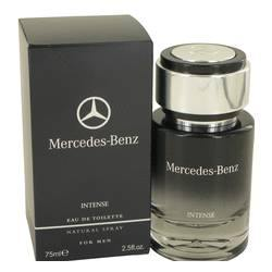 Mercedes Benz Intense Eau De Toilette Spray By Mercedes Benz-Fragrance JA