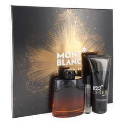 Montblanc Legend Night Gift Set By Mont Blanc - Fragrance JA