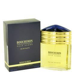 Boucheron Eau De Toilette Spray By Boucheron - Fragrance JA