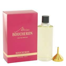 Miss Boucheron Eau De Parfum Spray Refill By Boucheron - Fragrance JA