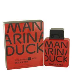 Mandarina Duck Black & Red Eau De Toilette Spray By Mandarina Duck - Fragrance JA