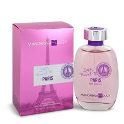 Mandarina Duck Let's Travel To Paris Eau De Toilette Spray By Mandarina Duck-Fragrance JA