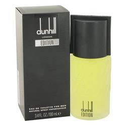 Dunhill Edition Eau De Toilette Spray By Alfred Dunhill - Fragrance JA