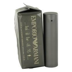 Emporio Armani Eau De Toilette Spray By Giorgio Armani - Fragrance JA