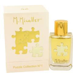 Micallef Puzzle Collection No 1 Eau De Parfum Spray By M. Micallef - Fragrance JA