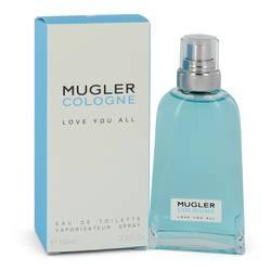 Mugler Love You All Eau De Toilette Spray (Unisex) By Thierry Mugler - Fragrance JA