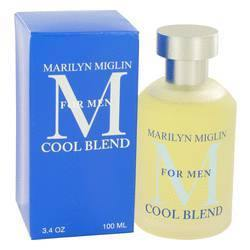 Marilyn Miglin Cool Blend Cologne Spray By Marilyn Miglin - Fragrance JA