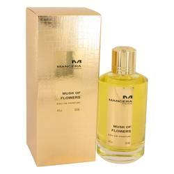 Mancera Musk Of Flowers Eau De Parfum Spray By Mancera - Fragrance JA