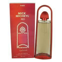 Mick Micheyl Red Eau De Parfum Spray (Damaged Box) By Mick Micheyl-Fragrance JA
