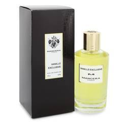 Mancera Vanille Exclusive Eau De Parfum Spray (Unisex) By Mancera - Fragrance JA