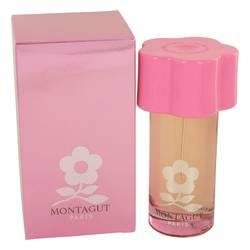 Montagut Pink Eau De Toilette Spray By Montagut - Fragrance JA