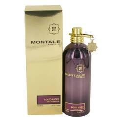 Montale Aoud Ever Eau De Parfum Spray (Unisex) By Montale - Fragrance JA
