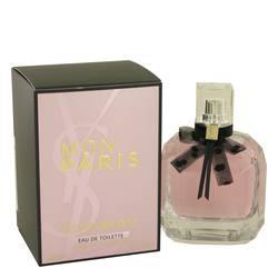 Mon Paris Eau De Toilette Spray By Yves Saint Laurent - Fragrance JA