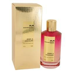 Mancera Roses & Chocolate Eau De Parfum Spray (Unisex) By Mancera - Fragrance JA