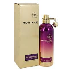 Montale Orchid Powder Eau De Parfum Spray (Unisex) By Montale-Fragrance JA
