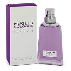 Mugler Run Free Eau De Toilette Spray (Unisex) By Thierry Mugler - Fragrance JA
