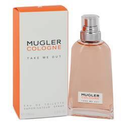 Mugler Take Me Out Eau De Toilette Spray (Unisex) By Thierry Mugler - Fragrance JA