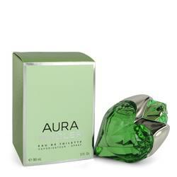 Mugler Aura Eau De Toilette Spray By Thierry Mugler - Fragrance JA