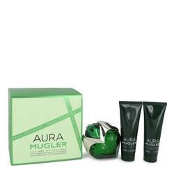 Mugler Aura Gift Set By Thierry Mugler - Fragrance JA