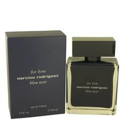 Narciso Rodriguez Bleu Noir Eau De Toilette Spray By Narciso Rodriguez-Fragrance JA