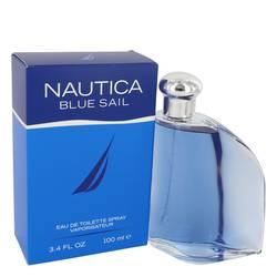 Nautica Blue Sail Eau De Toilette Spray By Nautica - Fragrance JA