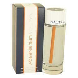 Nautica Life Energy Eau De Toilette Spray By Nautica - Fragrance JA