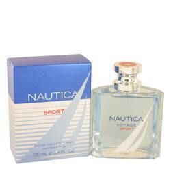 Nautica Voyage Sport Eau De Toilette Spray By Nautica - Fragrance JA