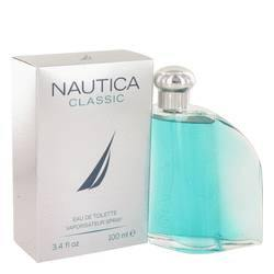 Nautica Classic Eau De Toilette Spray By Nautica-Fragrance JA