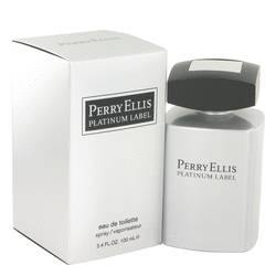 Perry Ellis Platinum Label Eau De Toilette Spray By Perry Ellis-Fragrance JA