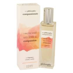 Philosophy Compassionate Eau De Parfum Spray By Philosophy - Fragrance JA