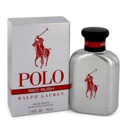 Polo Red Rush Eau De Toilette Spray By Ralph Lauren - Fragrance JA