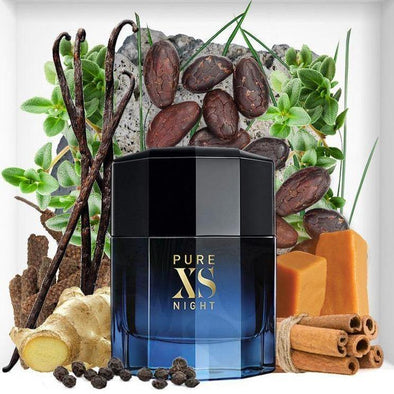 Pure Xs Night men cologne paco rabanne