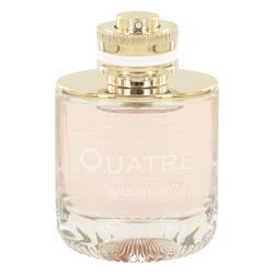 Quatre Eau De Parfum Spray (Tester) By Boucheron - Fragrance JA