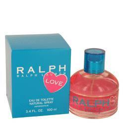 Ralph Lauren Love Eau De Toilette Spray (2016) By Ralph Lauren - Fragrance JA
