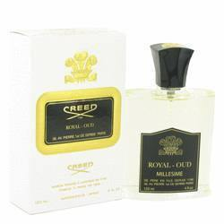 Royal Oud Millesime Spray (Unisex) By Creed - Fragrance JA