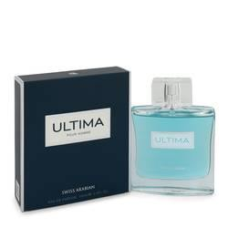 Swiss Arabian Ultima Eau De Parfum Spray By Swiss Arabian - Fragrance JA
