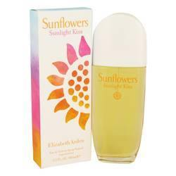 Sunflowers Sunlight Kiss Eau De Toilette Spray By Elizabeth Arden - Fragrance JA