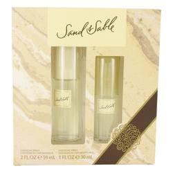 Sand & Sable Gift Set By Coty - Fragrance JA