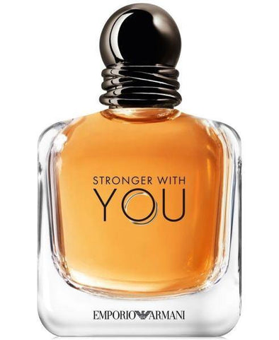 Stronger With You Eau De Toilette Spray By Giorgio Armani women perfume