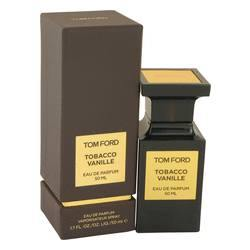 Tom Ford Tobacco Vanille Eau De Parfum Spray (Unisex) By Tom Ford - Fragrance JA
