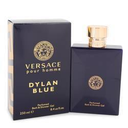 Versace Pour Homme Dylan Blue Shower Gel By Versace - Fragrance JA