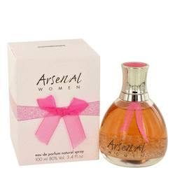 Arsenal Eau De Parfum Spray By Gilles Cantuel-Fragrance JA