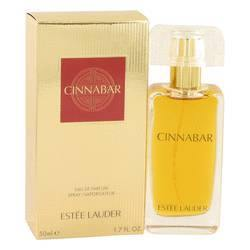 Cinnabar Eau De Parfum Spray (New Packaging) By Estee Lauder-Fragrance JA
